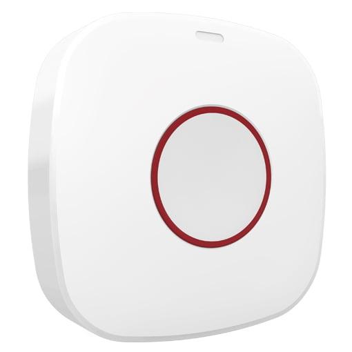 Wireless single panic button DS-PDEB1-EG2-WE