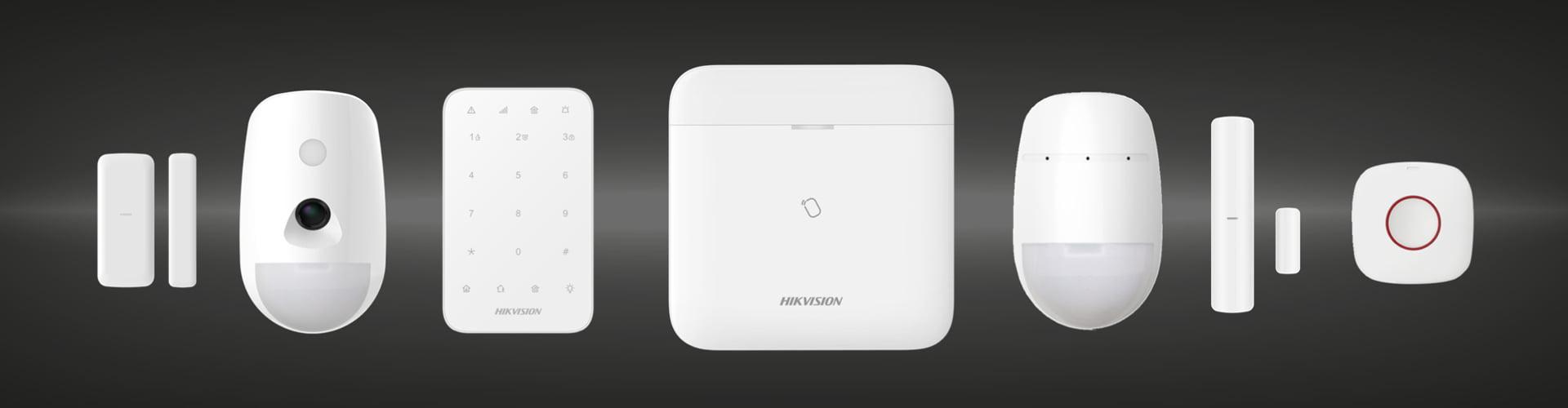 Hikvision-Ax-Pro-draadloos-alarmsysteem